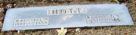 HOTT, LILLIAN A. - Stark County, Ohio | LILLIAN A. HOTT - Ohio Gravestone Photos