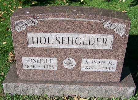 HOUSEHOLDER, SUSAN M. - Stark County, Ohio | SUSAN M. HOUSEHOLDER - Ohio Gravestone Photos
