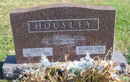 HOUSLEY, MILDRED LEWIS - Stark County, Ohio | MILDRED LEWIS HOUSLEY - Ohio Gravestone Photos