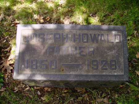 HOWALD, JOSEPH - Stark County, Ohio | JOSEPH HOWALD - Ohio Gravestone Photos