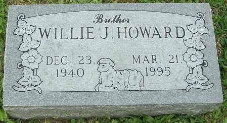HOWARD, WILLIE J. - Stark County, Ohio | WILLIE J. HOWARD - Ohio Gravestone Photos