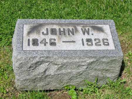 HOWENSTINE, JOHN W - Stark County, Ohio | JOHN W HOWENSTINE - Ohio Gravestone Photos