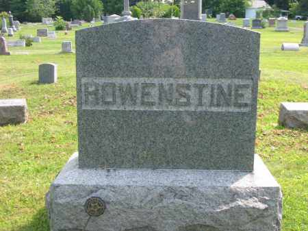 HOWENSTINE, JACOB MARION - Stark County, Ohio | JACOB MARION HOWENSTINE - Ohio Gravestone Photos