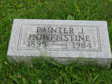 HOWENSTINE, PAINTER J - Stark County, Ohio | PAINTER J HOWENSTINE - Ohio Gravestone Photos
