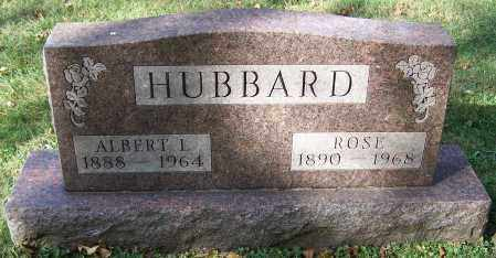 HUBBARD, ALBERT L. - Stark County, Ohio | ALBERT L. HUBBARD - Ohio Gravestone Photos