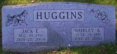 HUGGINS, JACK E. - Stark County, Ohio | JACK E. HUGGINS - Ohio Gravestone Photos