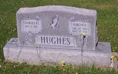 HUGHES, CHARLES R. - Stark County, Ohio | CHARLES R. HUGHES - Ohio Gravestone Photos