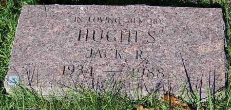 HUGHES, JACK R. - Stark County, Ohio | JACK R. HUGHES - Ohio Gravestone Photos