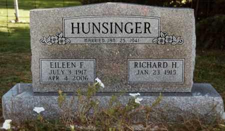 HUNSINGER, EILEEN MARIE - Stark County, Ohio | EILEEN MARIE HUNSINGER - Ohio Gravestone Photos