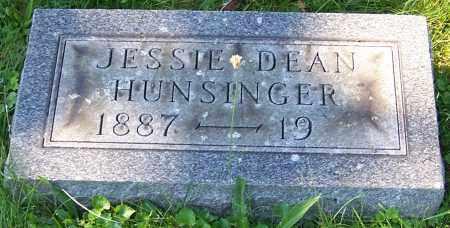 HUNSINGER, JESSIE DEAN - Stark County, Ohio | JESSIE DEAN HUNSINGER - Ohio Gravestone Photos