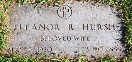 HURSH, ELEANOR R. - Stark County, Ohio | ELEANOR R. HURSH - Ohio Gravestone Photos