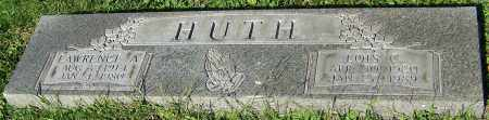 HUTH, LAWRENCE A. - Stark County, Ohio | LAWRENCE A. HUTH - Ohio Gravestone Photos