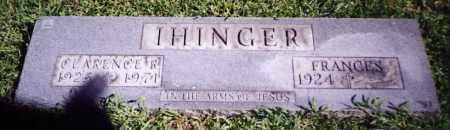 IHINGER, FRANCES - Stark County, Ohio | FRANCES IHINGER - Ohio Gravestone Photos