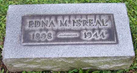 ISREAL, EDNA M. - Stark County, Ohio | EDNA M. ISREAL - Ohio Gravestone Photos