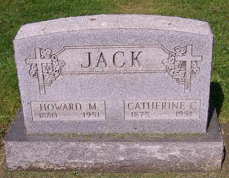 JACK, HOWARD M. - Stark County, Ohio | HOWARD M. JACK - Ohio Gravestone Photos