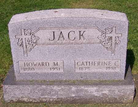 JACK, CATHERINE C. - Stark County, Ohio | CATHERINE C. JACK - Ohio Gravestone Photos