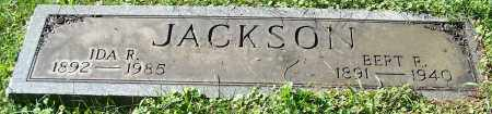 JACKSON, BERT R. - Stark County, Ohio | BERT R. JACKSON - Ohio Gravestone Photos