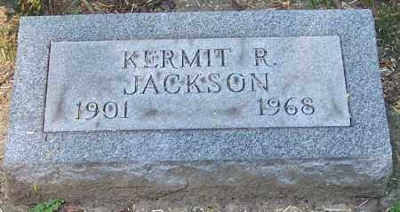 JACKSON, KERMIT R. - Stark County, Ohio | KERMIT R. JACKSON - Ohio Gravestone Photos