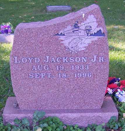 JACKSON, LOYD (JR) - Stark County, Ohio | LOYD (JR) JACKSON - Ohio Gravestone Photos