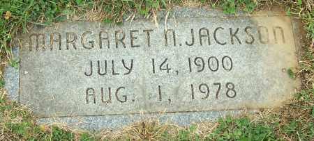 JACKSON, MARGARET N. - Stark County, Ohio | MARGARET N. JACKSON - Ohio Gravestone Photos