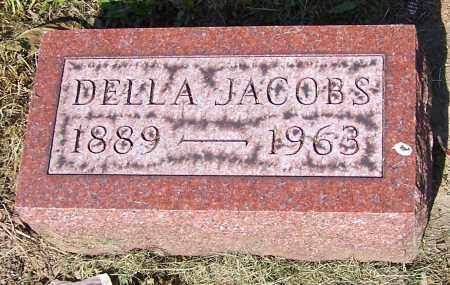 JACOBS, DELLA - Stark County, Ohio | DELLA JACOBS - Ohio Gravestone Photos