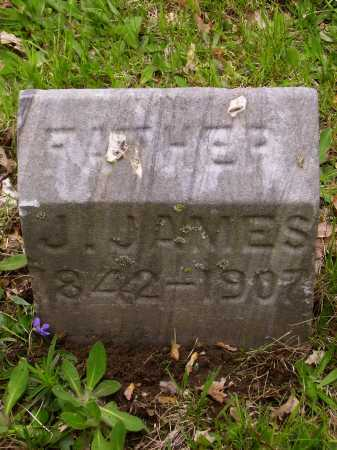 JAMES, JOHN H. - Stark County, Ohio | JOHN H. JAMES - Ohio Gravestone Photos