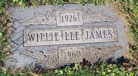 JAMES, WILLIE LEE - Stark County, Ohio | WILLIE LEE JAMES - Ohio Gravestone Photos