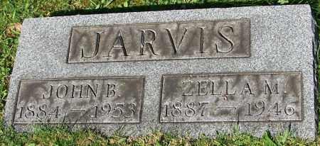 JARVIS, ZELLA M. - Stark County, Ohio | ZELLA M. JARVIS - Ohio Gravestone Photos