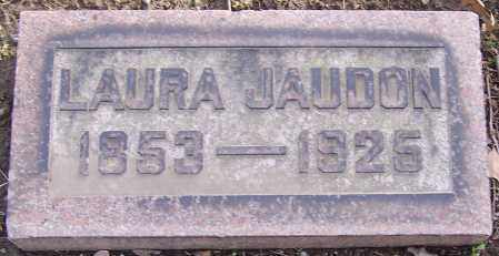JAUDON, LAURA - Stark County, Ohio | LAURA JAUDON - Ohio Gravestone Photos