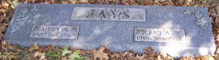 JAYS, ELLA - Stark County, Ohio | ELLA JAYS - Ohio Gravestone Photos