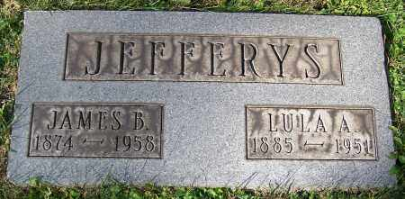 JEFFERYS, LULA A. - Stark County, Ohio | LULA A. JEFFERYS - Ohio Gravestone Photos