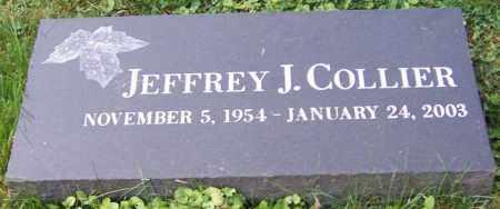 JEFFREY J., COLLIER - Stark County, Ohio | COLLIER JEFFREY J. - Ohio Gravestone Photos