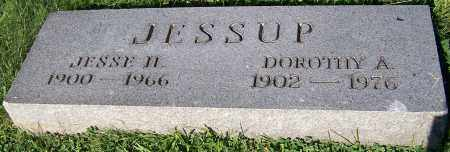 JESSUP, JESSE H. - Stark County, Ohio | JESSE H. JESSUP - Ohio Gravestone Photos