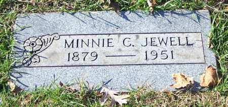 JEWELL, MINNIE C. - Stark County, Ohio | MINNIE C. JEWELL - Ohio Gravestone Photos