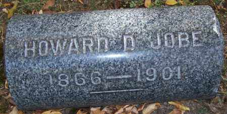 JOBE, HOWARD D. - Stark County, Ohio | HOWARD D. JOBE - Ohio Gravestone Photos