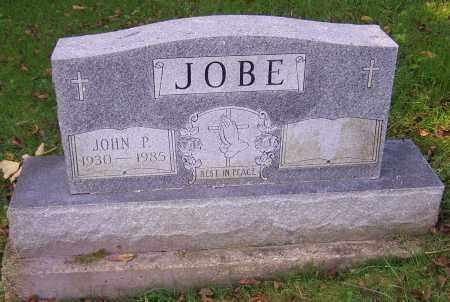 JOBE, JOHN P. - Stark County, Ohio | JOHN P. JOBE - Ohio Gravestone Photos