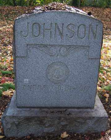JOHNSON, ANDREW - Stark County, Ohio | ANDREW JOHNSON - Ohio Gravestone Photos