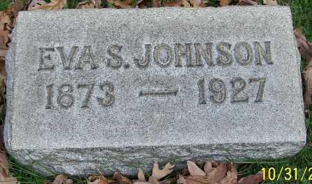 JOHNSON, EVA S. - Stark County, Ohio | EVA S. JOHNSON - Ohio Gravestone Photos