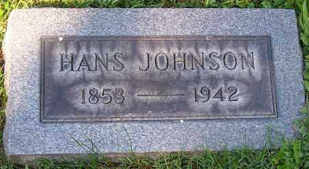 JOHNSON, HANS - Stark County, Ohio | HANS JOHNSON - Ohio Gravestone Photos