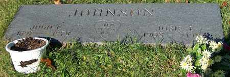 JOHNSON, JOHN E. - Stark County, Ohio | JOHN E. JOHNSON - Ohio Gravestone Photos