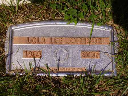 JOHNSON, LOLA LEE - Stark County, Ohio | LOLA LEE JOHNSON - Ohio Gravestone Photos