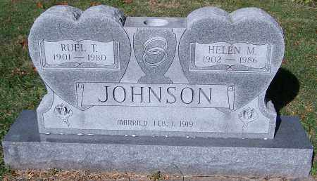 JOHNSON, HELEN M. - Stark County, Ohio | HELEN M. JOHNSON - Ohio Gravestone Photos