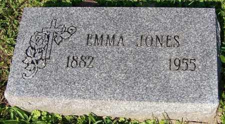 JONES, EMMA - Stark County, Ohio | EMMA JONES - Ohio Gravestone Photos
