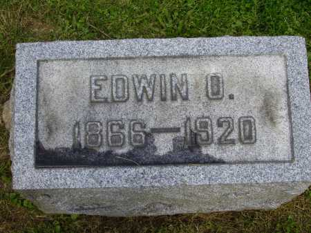 JONES, EDWIN O. - Stark County, Ohio | EDWIN O. JONES - Ohio Gravestone Photos