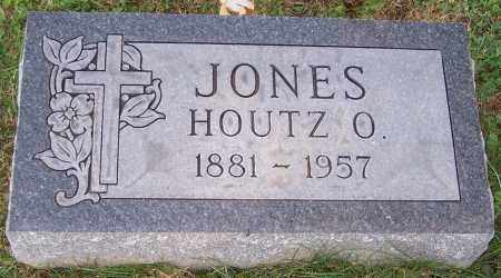 JONES, HOUTZ O. - Stark County, Ohio | HOUTZ O. JONES - Ohio Gravestone Photos