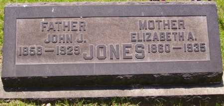 JONES, JOHN J. - Stark County, Ohio | JOHN J. JONES - Ohio Gravestone Photos