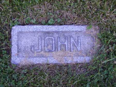 JONES, JOHN - Stark County, Ohio | JOHN JONES - Ohio Gravestone Photos