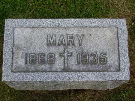 JONES, MARY - Stark County, Ohio | MARY JONES - Ohio Gravestone Photos