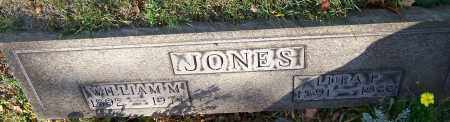 JONES, LURA P. - Stark County, Ohio | LURA P. JONES - Ohio Gravestone Photos