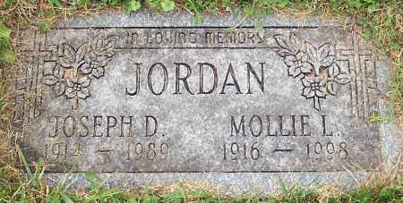 JORDAN, JOSEPH D. - Stark County, Ohio | JOSEPH D. JORDAN - Ohio Gravestone Photos